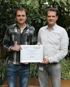 CMI Science Prize 2019